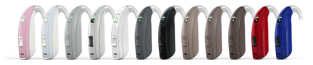 儿童助听器瑞声达智高 (ReSound Up Smart)大功率耳背式助听器