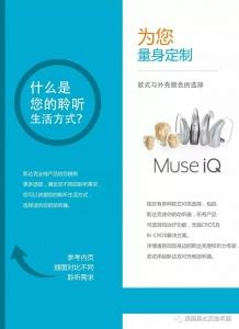 斯达克妙系列(IQ)助听器