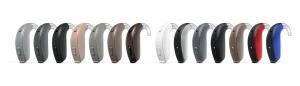 瑞声达聆客2代(ReSound LiNX²)隐形助听器